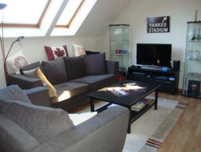 In centrum gelegen, goed onderhouden instapklaar appartement met garage. Ideaal als investering: bruto-rendement 5%!. EPC : 398 kWh/m².