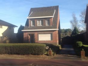Deze te renoveren woning is gelegen in Balen-Wezel, vlakbij Mol-Wezel en Lommel. Nabij de ring, dus zeer goede verbindingen richting Antwerpen, Eindho
