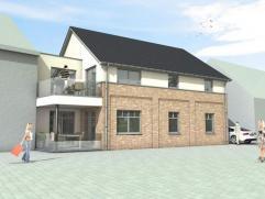 Appartement 0.2:- bevindt zich op het gelijkvloers van de residentie - woonoppervlakte: 106,9m²- 2 slaapkamers- privatieve berging met rec
