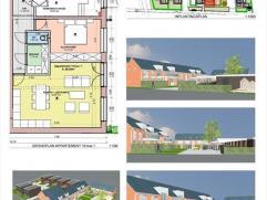 Gelijkvloers appartement, Lindedorp 16 bus 1:- bevindt zich op het gelijkvloers aan de voorzijde van het gebouw- bewoonbare oppervlakte: 86,8mÂ&