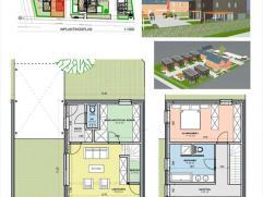 Gezinswoning met tuin, Nonnenschoolplein te Peer:- perceelsoppervlakte: 2a18- bewoonbare oppervlakte: 117m²- woonkamer van 38,2mÂ&su
