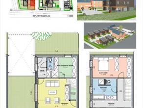Gezinswoning met tuin, Nonnenschoolplein te Peer:- perceelsoppervlakte: 2a16- bewoonbare oppervlakte: 117m²- woonkamer van 38,2m² met open k