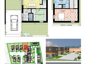 Gezinswoning met tuin, Nonnenschoolplein te Peer:- perceelsoppervlakte: 2a35- bewoonbare oppervlakte: 117m²- woonkamer van 38,2m² met open k