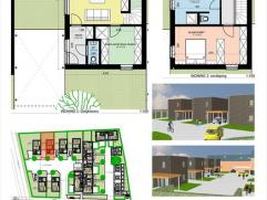 Gezinswoning met tuin, Nonnenschoolplein te Peer:- perceelsoppervlakte: 2a26- bewoonbare oppervlakte: 117m²- woonkamer van 38,2mÂ&su