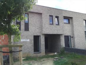 Nieuwe, volledig ingerichte, gesloten bebouwing te Kaulille; een deelgemeente van Bocholt:- perceelsoppervlakte: 2a41ca- netto-bewoonbare oppervlakte: