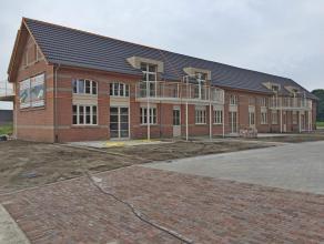 Appartement, Lindedorp 16 bus 2:- bevindt zich op het 1ste verdiep- bewoonbare oppervlakte: 60,7m²- woonkamer van 30,26m² met open keuken- 1