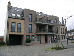 Karaktervol appartement te Kaulille-centrum:- bewoonbare oppervlakte: 100m²- afwerking naar eigen keuze; alle voorzieningen aanwezig- zuid-oostel