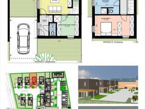 Gezinswoning met tuin, Nonnenschoolplein te Peer:- perceelsoppervlakte: 2a30- bewoonbare oppervlakte: 117m²- woonkamer van 38,2m² met open k