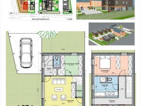 Gezinswoning met tuin, Nonnenschoolplein te Peer:- perceelsoppervlakte: 2a82- bewoonbare oppervlakte: 117m²- woonkamer van 38,2m² met open k