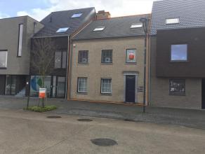 Multifunctioneel appartement te Kaulille-centrum:- bewoonbare oppervlakte gelijkvloers appartement: 108 m²- bewoonbare oppervlakte 1ste verdiepin