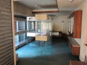 Beverlo - Handelshuis met woning op TOPLOCATIE (voorheen Juwelier Donn) voor allerlei doeleinden (kantoor-winkel-vrij beroep-enz.) - 2a76ca. Beverlo-D