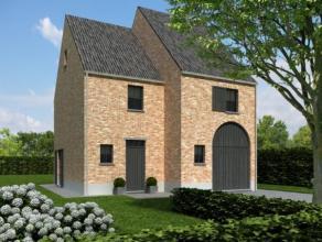 Nieuwbouwproject in klassieke stijl bestaande uit pastorijwoning op een zeer aangename locatie te Achel.  De woning wordt gebouwd op een perceel van 3