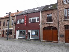 Handelsruimte (voormalig café- fitness) in het centrum van Peer. De handelsruimte heeft een totale oppervlakte van ca. 200m en is in 2008-2009