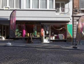LIEGE : Belle opportunité commerciale sur les hauteurs de Liège, à proximité du Crowne Plaza. Hâtez-vous, ce rez-de-