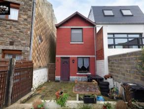 HERSTAL: vous êtes à la recherche d'une agréable maison? Composée de deux chambres, d'une terrasse, d'un jardin et de beaux