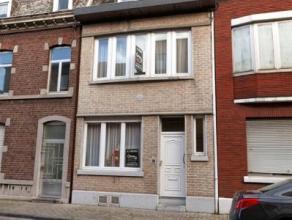 LIEGE: Maison en excellent état, Idéale pour un premier achat et offrant de nombreuses possibilités. Quelques petits travaux de r