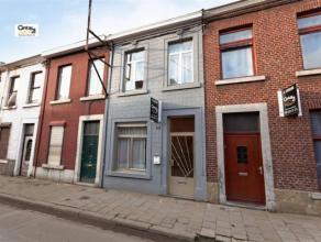 Seraing : dans une rue calme, deux maisons jointives pouvant être achetées ensemble ou séparément, et constituant un excell