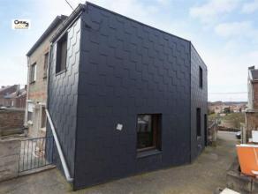 GRACE-HOLLOGNE : Maison 2 chambres, avec jardin et grand garage, en retrait de la rue, dans un quartier calme et pourtant très proches de toute