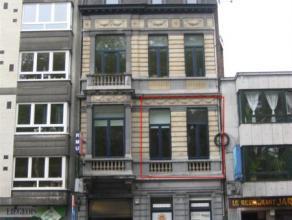 Liège : KOT de 22 m²  situé à proximité de la gare des Guillemins, des commerces, des transports en commun et acc&egr