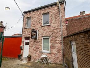SERAING: Cette jolie petite maison avec jardin récemment rénovée avec gout attend ses nouveaux propriétaires avec impatien