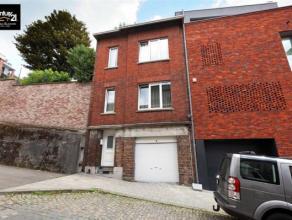Liège-Hauteurs : Dans un quartier calme et agréable, cette maison spacieuse en bon état vous propose déjà 4 chambre