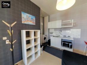 BRESSOUX : Magnifique studio entièrement meublé et cuisine équipée.  Libre. A VOIR ! Loyer tout compris : 495 . Charges co