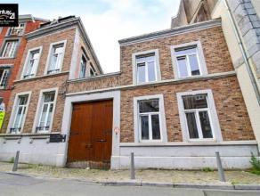 Liège : A quelques pas de la Place Saint Lambert, des accès autoroutiers et de la Gare du Palais, si vous rêviez d'un immeuble cha