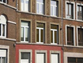 Liège : Vous êtes à la recherche dun appartement  Comprenant 1 chambre, living, cuisine équipée, salle de bains, bua