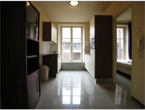 Appartement te huur in Liège, € 550