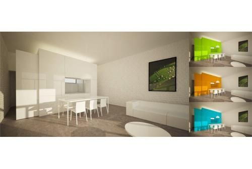 Appartement te koop in Liège, € 149.000