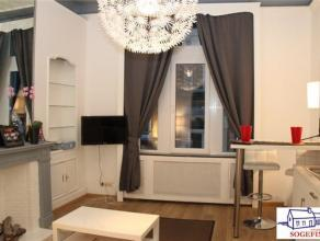 Possibilité de location pour de courtes durées. Appartement meublé entièrement remis à neuf idéalement situ&
