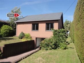 A saisir bungalow quatre façades sur un terrain de 750m², impeccable d'une superficie habitable de 110m², deux chambres, un garage de