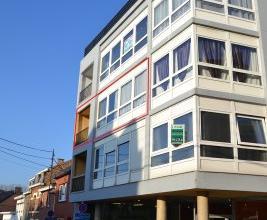 Très bel appartement en parfait état, entièrement rénové, proche du centre avec jolie vue, hall d'entrée, jo