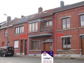 Maison unifamiliale bien entretenue 4 chambres avec jardin et terrasse. Salle de bain et cuisine fonctionnelles. Nouveaux châssis en PVC double