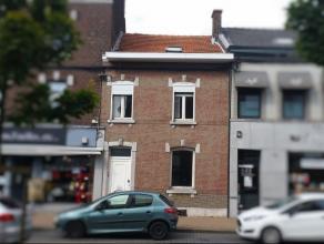 Située en plein cur de Ans et à 5 min de Liège, jolie maison 2faç avec jardin et proche de tous les commerces ! Compositio