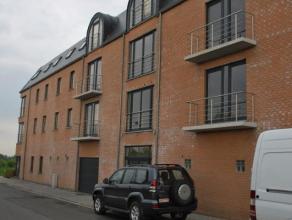 Appartement récent très bien situé, à 2 pas du centre de Fléron dans une résidence avec ascenseur. Compositi