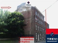 BIEN DE RAPPORT: 11 locations de 1-2-3 chambres et duplexes. TRAVAUX ET PERMIS EN REGLE!. LE MEILLEUR CHOIX! SUPERFICIES: habitable 670m², terrai