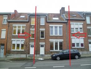 Jolie maison d'habitation 3ch.en très bon état avec jardin et terrasse. comp: --1: petite cave; -rez: hall, salon, SAM, cuisine, bureau,