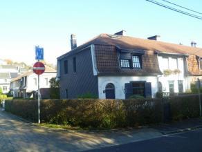 Charmante maison 3 façades avec jardin, terrasse et garage, 3 chambres, dans un beau quartier, recherché, sur les hauteurs de Dison. Com