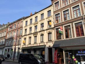DISON: IMMEUBLE DE RAPPORT A VENDRE Au coeur de Dison et proche de toutes facilités: immeuble de rapport composé de trois appartements d
