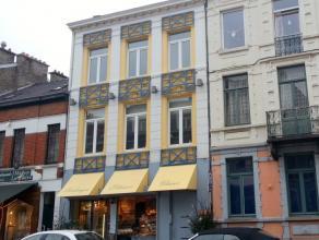 Verviers Chaussée de Heusy : bel appartement 1 ch.  louer Au deuxième étage d'un bel immeuble, appartement en parfait état