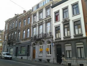 VERVIERS (Martyrs) : Duplex entièrement rénové  louer Situé  proximité du centre ville et de l'ensemble de ses comm