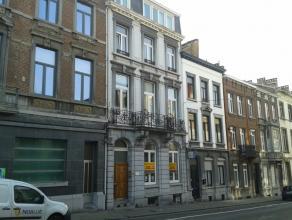VERVIERS (Martyrs) : Rez-de-chaussée entièrement rénové  louer Situé  proximité du centre ville et de l'ense