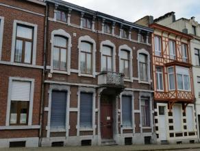 VERVIERS (rue Rogier) : appartement en bon état  louer A la sortie de Verviers vers heusy et au 1er étage d'un bel immeuble de caract&eg