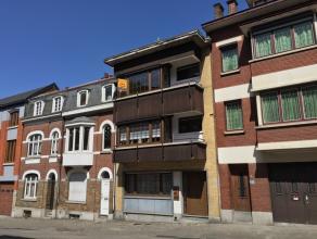 VERVIERS: APPARTEMENT 2 CHAMBRES A LOUER Proche de toutes facilités, appartement situé au deuxième étage d'un immeuble ent