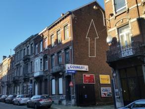 VERVIERS (Rue de Liège): appartement  louer Au dernier étage d'une maison de maître, appartement de 56 m² en parfait é