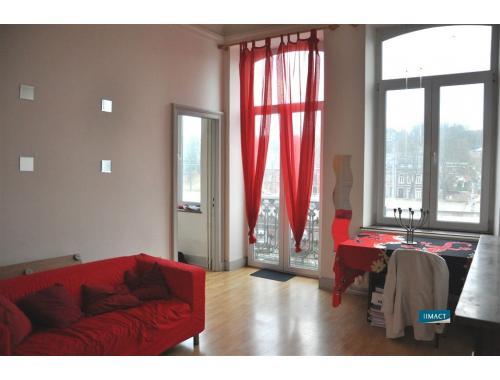 Appartement te huur in Namur, € 495