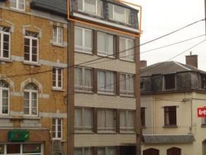Rue de Bomel, 7 à 5000 Namur.± 73 m² au 4e étage sans ascenseur.Comprenant : Hall d'entrée - séjour - cuisine