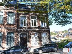 Boulevard d'Herbatte, 79 à 5000 Namur. Appartement de 50 m² situé au 2e étage sans ascenseur. A proximité de