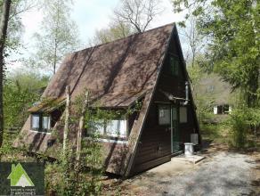 Ce charmant chalet est situé dans le parc très convoité  « Durbuy Sunclass » dans un environnement agréable et
